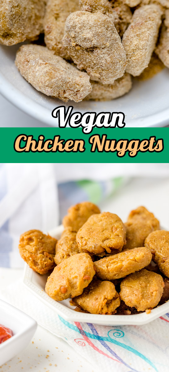 Recipe for Vegan Chicken Nuggets