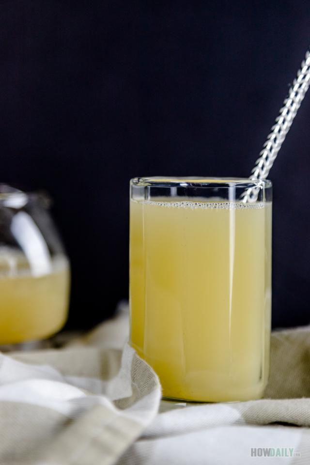 Chickpea Milk Recipe