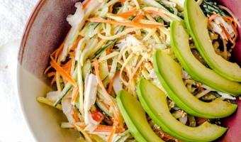 Mango Kani Salad
