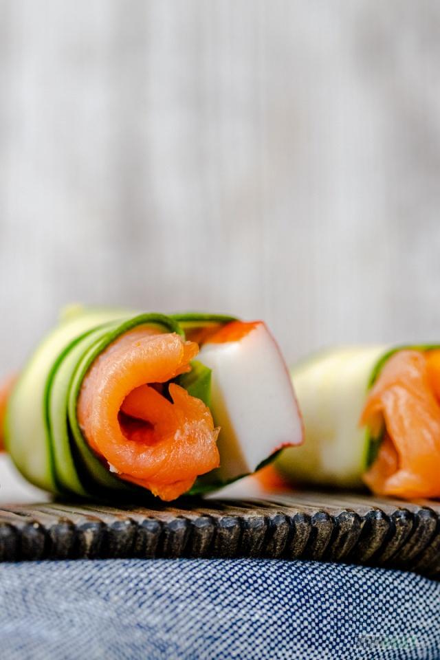 Zucchini Rollade Recipe