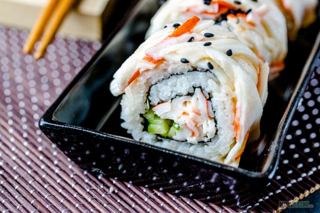 Snow Sushi Roll Recipe