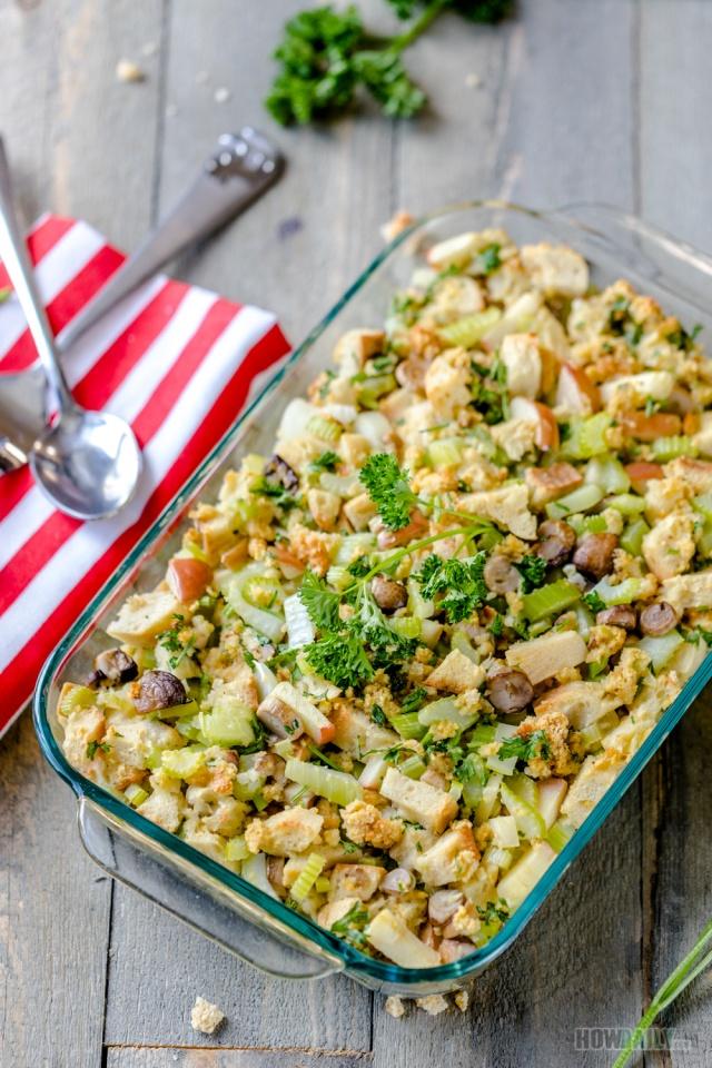 Apple Celery Stuffing Recipe